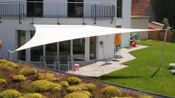 Terrasse Sonnensegel elegantes sonnensegel für ihre terrasse sitrag sonnensegel