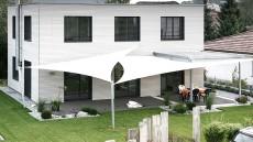 Beschattung Terrasse